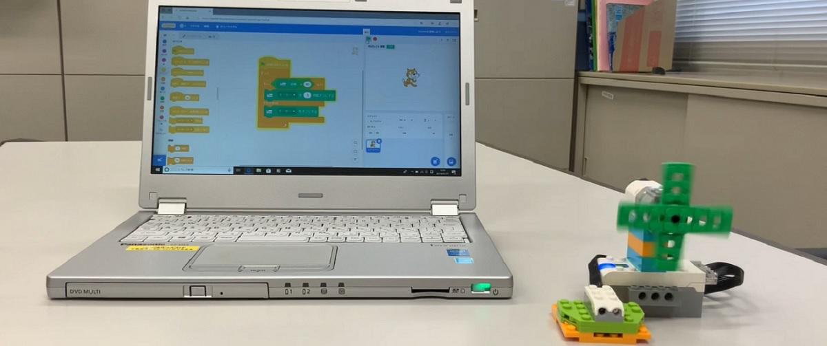 レゴ®WeDo 2.0で制御プログラムを学ぼう